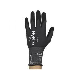 Cheap Stationery Supply of Ansell Hyflex 11-840 Glove Size 9 L Black Black AN11-840L *Up to 3 Day Leadtime* Office Statationery