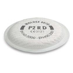 Cheap Stationery Supply of Moldex 8070 P2 R D Filter White M8070 4 Pairs *Up to 3 Day Leadtime* Office Statationery