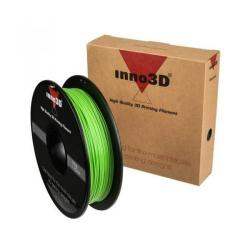Cheap Stationery Supply of Inno3D PLA Filament for 3D Printer 1.75x200mm 0.5kg Green 3DPFP175GN05 Office Statationery