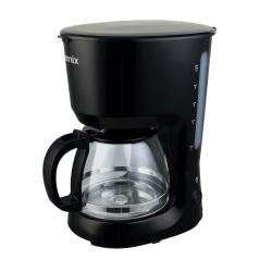 Cheap Stationery Supply of IGENIX Filter Coffee Maker 1.25 Litre Black IG8127 Office Statationery
