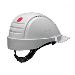 Cheap Stationery Supply of 3M PELTOR G2000C Solaris Safety Helmet Ventilation Uvicator Neck Protection (White) G2000CUV-VI Office Statationery