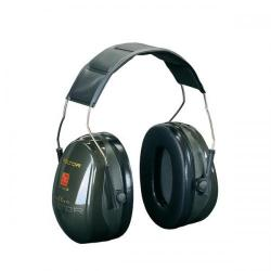 Cheap Stationery Supply of 3M PELTOR Optime II High Comfort Ear Muffs (Black) OptimeII Office Statationery
