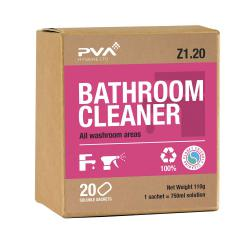 Cheap Stationery Supply of PVA Bathroom & Limescale Cleaner Sachets 4018025 Pack of 20 Office Statationery