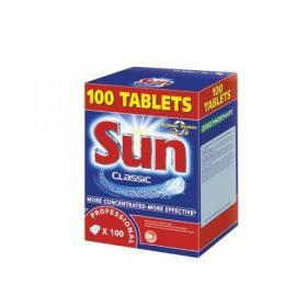 Sun Dishwasher Tablets Professional Classic Ref 1002137 Box 100