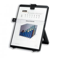 Cheap Stationery Supply of Fellowes Workstation Copyholder Easel Capacity 10mm with Line Guide A4 Black 21106 Office Statationery