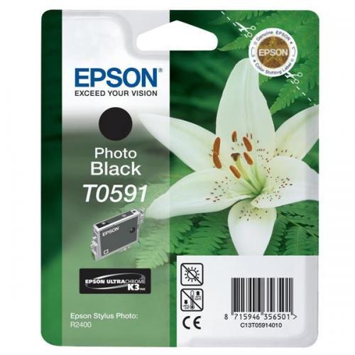 Epson E-T0591 (Single Cartridge)