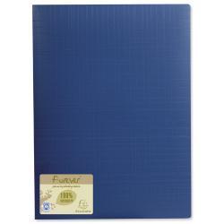 Cheap Stationery Supply of Exacompta Forever Display Book Polypropylene 40 Pockets A4 Blue 884572E 884572E Office Statationery