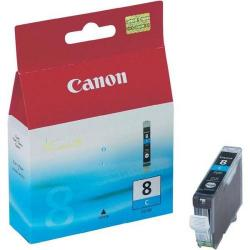 Cheap Stationery Supply of Canon CLI-8C Inkjet Cartridge Cyan Page Life 790pp 13ml 0621B001 Office Statationery