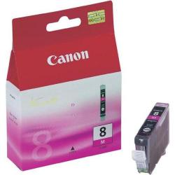 Cheap Stationery Supply of Canon CLI-8M Inkjet Cartridge Page Life 565pp 13ml Magenta 0622B001 Office Statationery