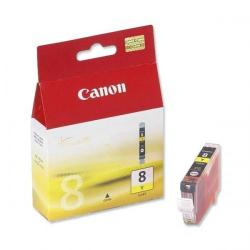 Cheap Stationery Supply of Canon CLI-8Y Inkjet Cartridge Page Life 280pp 13ml Yellow 0623B001 Office Statationery