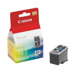 Cheap Stationery Supply of Canon CL-41 Inkjet Cartridge Page Life 312pp 12ml Colour 0617B001 Office Statationery