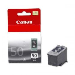 Cheap Stationery Supply of Canon PG-50 Inkjet Cartridge High Yield Page Life 750pp 22ml Black 0616B001 Office Statationery