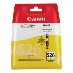 Cheap Stationery Supply of Canon CLI-526Y Inkjet Cartridge Page Life 202pp 9ml Yellow 4543B001 Office Statationery