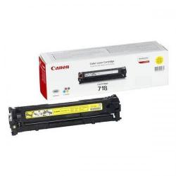 Cheap Stationery Supply of Canon 718Y Laser Toner Cartridge Page Life 2900pp Yellow 2659B002 Office Statationery