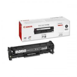 Cheap Stationery Supply of Canon 718BK Laser Toner Cartridge Page Life 3400pp Black 2662B002 Office Statationery