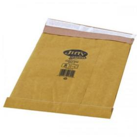Jiffy Padded Bag Envelopes Size 3 P&S 195x343mm Brown Ref JPB-3 Pack of 100
