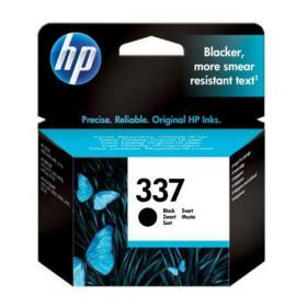 Hewlett Packard HP No.337 Inkjet Cartridge Page Life 420pp 11ml Black Ref C9364EE