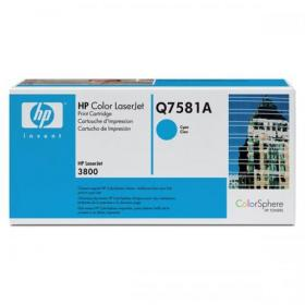 HP 503A Laser Toner Cartridge Page Life 6000pp Cyan Ref Q7581A