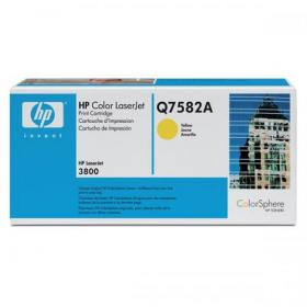 Hewlett Packard HP 503A Laser Toner Cartridge Page Life 6000pp Yellow Ref Q7582A