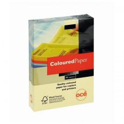 Cheap Stationery Supply of Canon (A4) 80g/m2 Coloured Multifunctional Paper (Light Yellow) Ream-Wrapped - 500 Sheets 97002005 Office Statationery