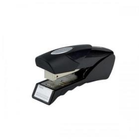 Rexel Gazelle Stapler Half strip Throat 50mm Black Ref 2100010