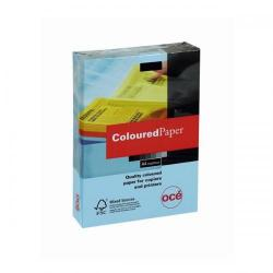 Cheap Stationery Supply of Canon (A4) 80g/m2 Coloured Multifunctional Paper (Medium Blue) Ream-Wrapped - 500 Sheets 97002022 Office Statationery