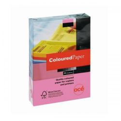Cheap Stationery Supply of Canon (A4) 80g/m2 Coloured Multifunctional Paper (Medium Pink) Ream-Wrapped - 500 Sheets 97002013 Office Statationery