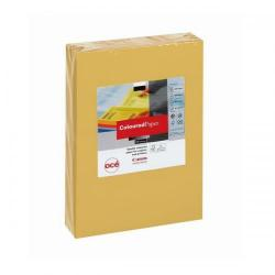 Cheap Stationery Supply of Canon (A4) 80g/m2 Coloured Multifunctional Paper (Deep Yellow) Ream-Wrapped - 500 Sheets 97002008 Office Statationery