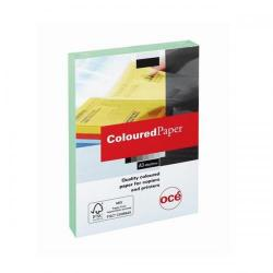 Cheap Stationery Supply of Canon (A3) 80g/m2 Coloured Multifunctional Paper (Light Green) Ream-Wrapped - 500 Sheets 97002114 Office Statationery