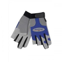 Cheap Stationery Supply of Kleenguard G50 Palm Padding Contractors Glove with Reinforced Fingertips and Knuckles (Size 10) 90259 Office Statationery