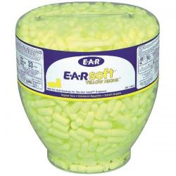 Cheap Stationery Supply of 3M E.A.R 1120-B Uncorded Hypoallergenic Foam Ear Plugs (Dispenser Box containing 500 Pairs) XA007701791 Office Statationery