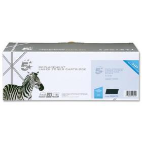 5 Star Office Remanufactured Laser Toner Cartridge Page Life 2500pp Black HP 92A C4092A Alternative