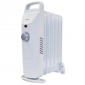 Igenix 600W Oil Filled Radiator White Ref IG0500