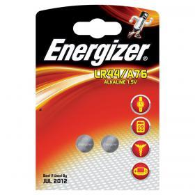 Energizer FSB-2 Battery Alkaline LR44 1.5V Ref 623055 Pack of 2