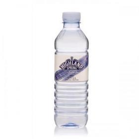 Highland Spring Water Still Bottle Plastic 500ml Ref CC22057NT Pack of 24