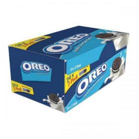 Oreo Mini Biscuits Twinpack Ref A03275 Pack of 24