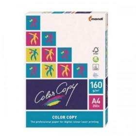 Color Copy Card Premium Super Smooth 160gsm FSC A4 White Ref CCW0350 250 Sheets