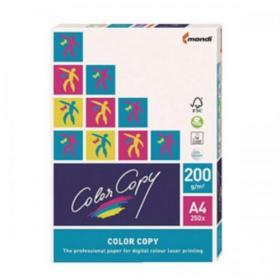 Color Copy Card Premium Super Smooth 200gsm FSC A4 White Ref CCW0349 250 Sheets