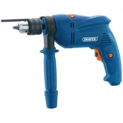 Cheap Stationery Supply of Draper Hammer Drill Adjustable-handle 3m Cable with Plug 500W 80001 Office Statationery