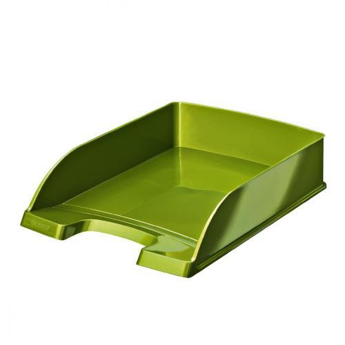 Light Green Leitz A4 Plus Letter Tray