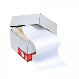 5 Star Office Listing Paper 2-Part Carbonless Micro-perforated 80/55gsm A4 White/Yellow 1000 Sheets