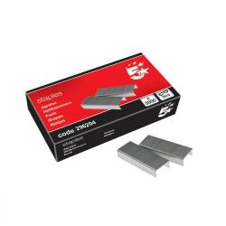 Cheap Stationery Supply of 5 Star Office Staples 26/6 Pack of 5000 Office Statationery