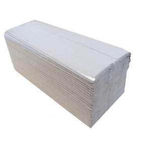 2Work 1-Ply C-Fold Hand Towels Natural (Pack of 2760) 2W00878