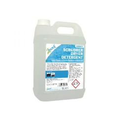 Cheap Stationery Supply of 2Work Low Foam Scrubber Dryer Detergent Fragrance-Free 5 Litre 2W00977 Office Statationery