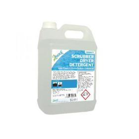 2Work Low Foam Scrubber Dryer Detergent Fragrance-Free 5 Litre 2W00977