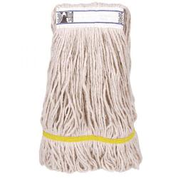 Cheap Stationery Supply of 2Work PY Kentucky Mop 340g Yellow (Pack of 5) 103221RD Office Statationery
