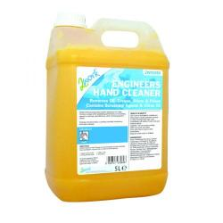 Cheap Stationery Supply of 2Work Engineers Hand Cleaner Orange Scent 5 Litre Bulk Bottle 415 Office Statationery