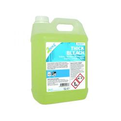 Cheap Stationery Supply of 2Work Thick Bleach 5 Litre 2W03977 Office Statationery