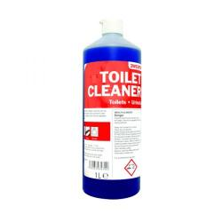 Cheap Stationery Supply of 2Work Antibacterial Daily Use Toilet Cleaner Perfumed 1 Litre 510 Office Statationery