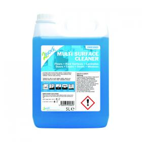 2Work Multi Surface Cleaner Concentrate 5 Litre 2W03985